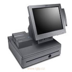 4846-565 - v kitu s tiskárnou a pokladní zásuvkou